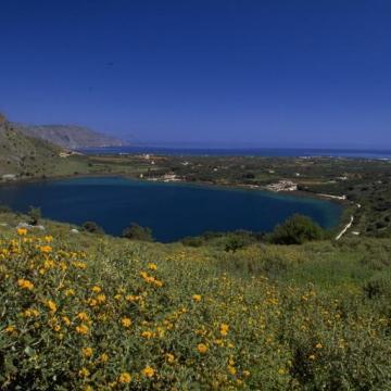 Λίμνη Κουρνά.