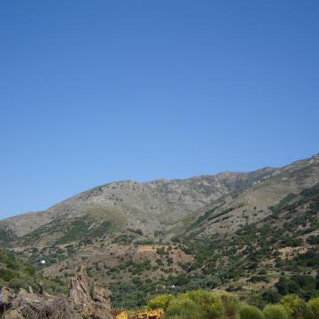 Agios Dikaios mountain