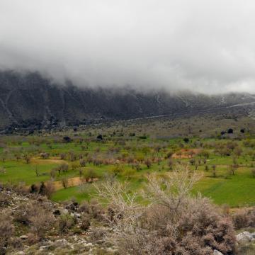 Limnakaro plateau