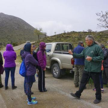 Φωτογραφία από την εκδρομή στο Σελάκανο