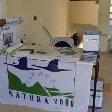 Ενημερωτικό υλικό του έργου LIFE Natura2000Value Crete