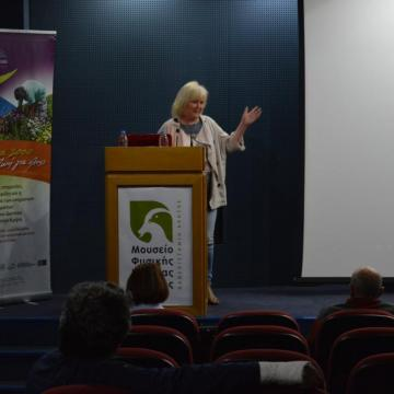 Ms Mireille Geubel, Chrysi Eco Project