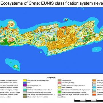 Οικοσυστήματα της Κρήτης