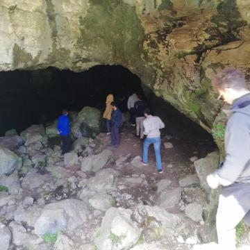 Επίσκεψη στο Σπήλαιο Τζανή