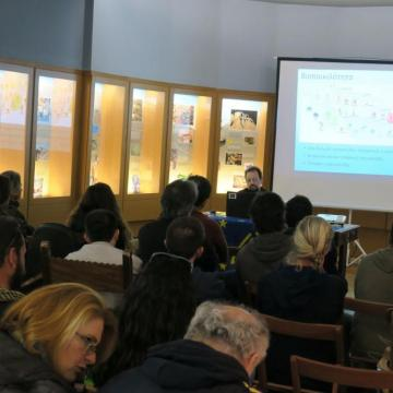 Snapshot from the seminar