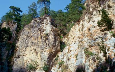 Klados gorge